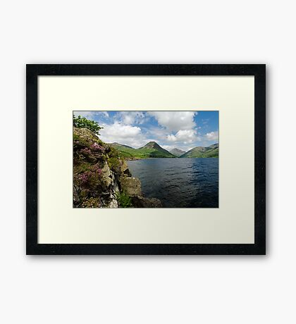 Wastwater Framed Print