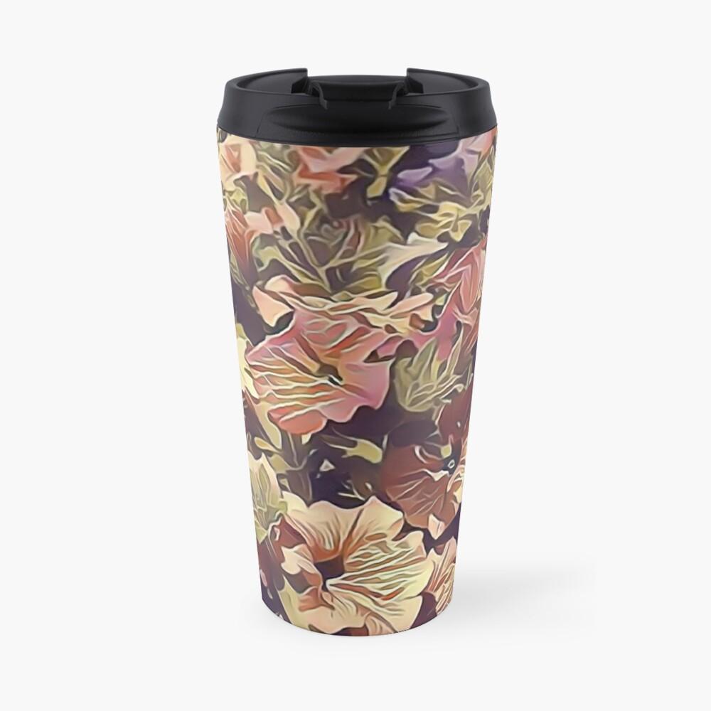 New Flowers, New Hopes Travel Mug