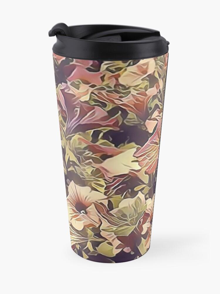 Alternate view of New Flowers, New Hopes Travel Mug
