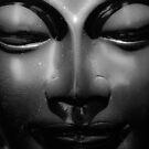 Buddha smile by Hannah Larsson