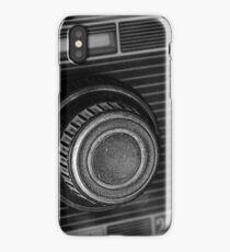 SABA Radio oldschool iPhone Case/Skin