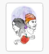 H3h3 & The Red Bell Pepper Sticker
