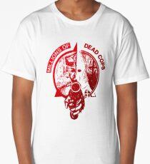 Millions of deads cops TEXAS PUNK MDC Long T-Shirt