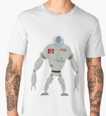 Big Boy Robot Men's Premium T-Shirt