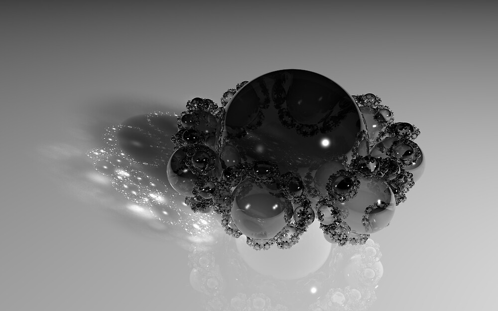 Glass Ornament by WiseWanderer