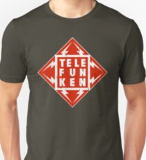 Telefunken Radio DISTRESSED T-Shirt