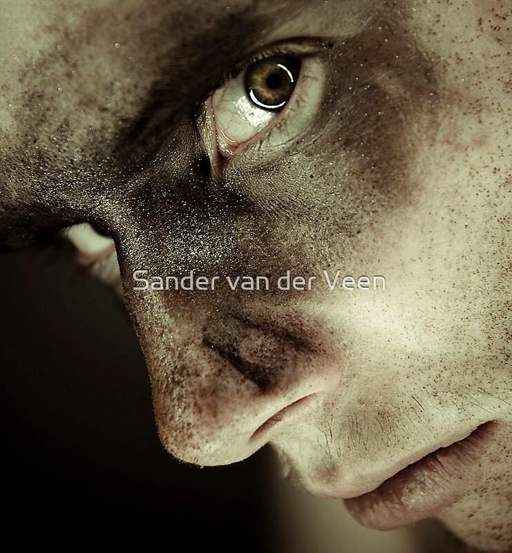 wildman I by Sander van der Veen
