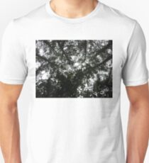 Tree Tops From Below Unisex T-Shirt