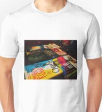 Books & Manga T-Shirt