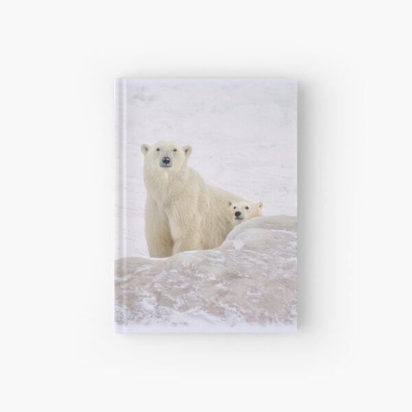 Mom's Not Alone Hardcover Journal