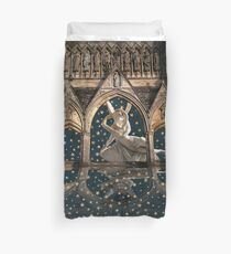 Eros and Psyche Duvet Cover