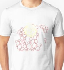 Forested d20 Unisex T-Shirt