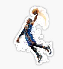 Russell Westbrook - Oklahoma City Thunder Sticker