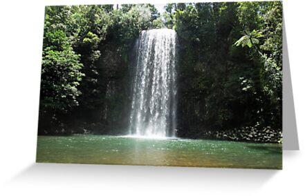 Milla Milla Falls by STHogan