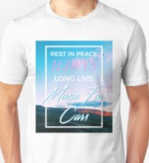 RIP ILIWYS LONG LIVE MUSIC FOR CARS T-Shirt