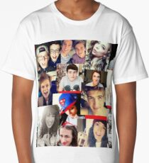 you collage  Long T-Shirt