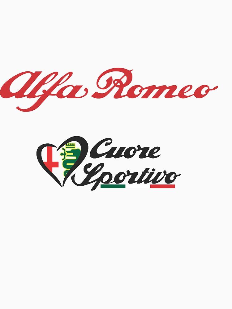 Alfa Romeo Cuore Sportivo by gijst