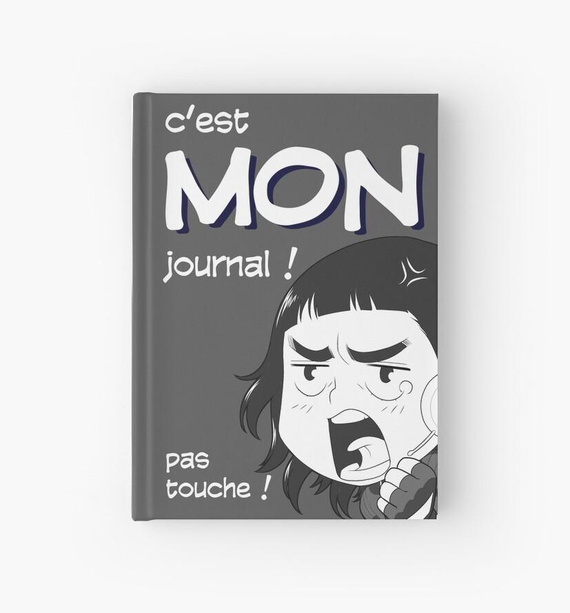 « 8-OPTIONS.COM - FR - MON JOURNAL A5 - GRIS - 10 $ pour auteurs » par 8options