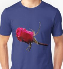 Rose bud Unisex T-Shirt