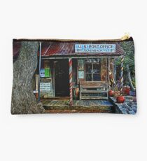 Luckenbach TX Painted Studio Pouch