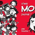« 8-OPTIONS.COM - FR - MON JOURNAL A5 - ROUGE - 10 $ pour auteurs » par 8options