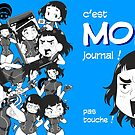 « 8-OPTIONS.COM - FR - MON JOURNAL A5 - BLEU - 10 $ pour auteurs » par 8options
