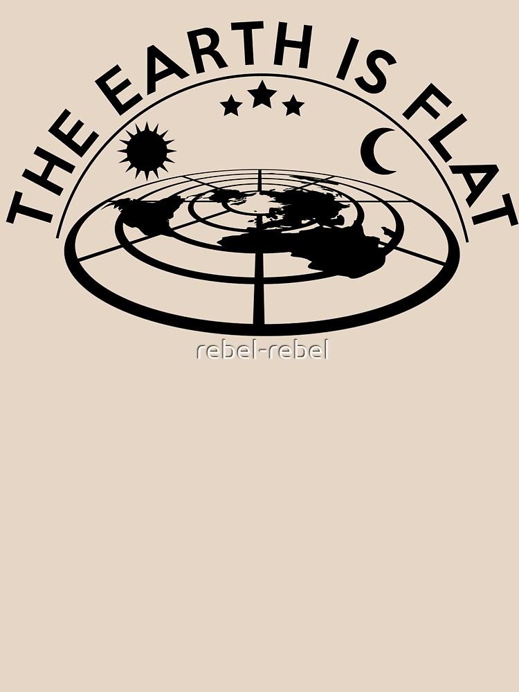 Flat Earth by rebel-rebel