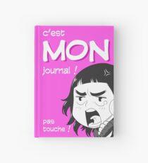 8-OPTIONS.COM - FR - MON JOURNAL A5 - ROSE - 10 $ pour auteurs Carnet cartonné