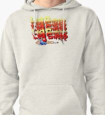 Street Fighter 2:  Leg Sweep Edition Pullover Hoodie