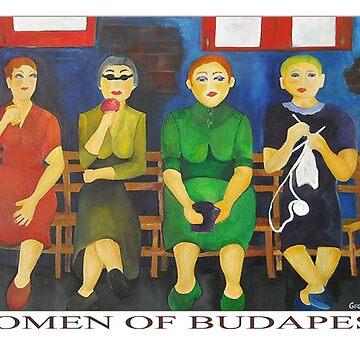 WOMEN OF BUDAPEST by gabbytary