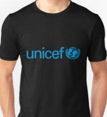 Unicef Logo Merchandise Unisex T-Shirt