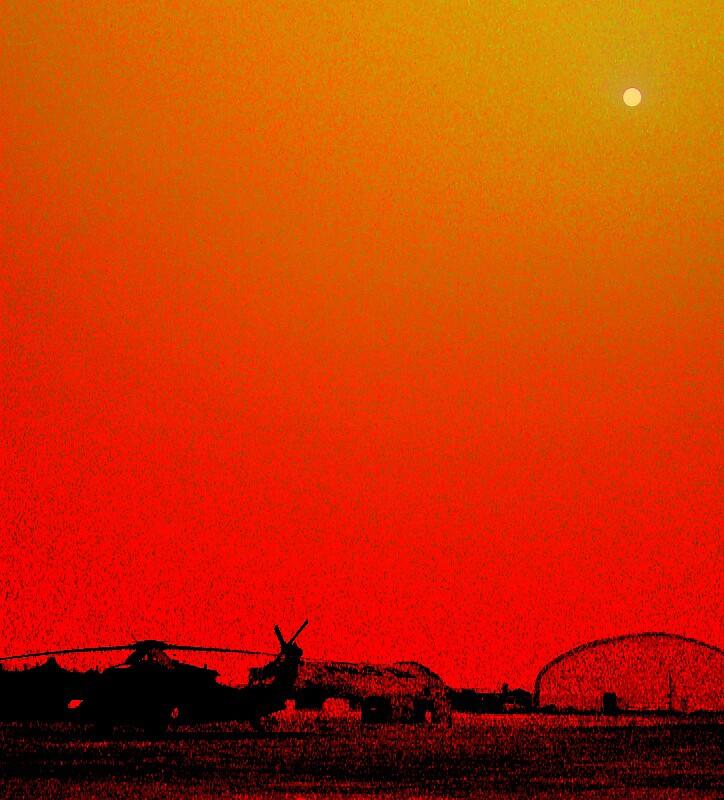 Arabian Sun by Daniel Taylor