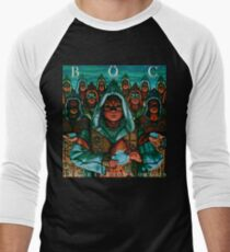 Blue Öyster Cult - Fire of Unknown Origin Men's Baseball ¾ T-Shirt