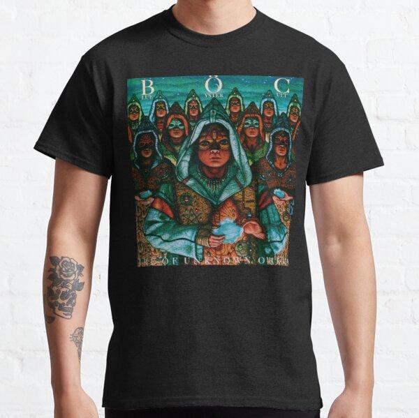 Blue Öyster Cult - Fire of Unknown Origin Classic T-Shirt