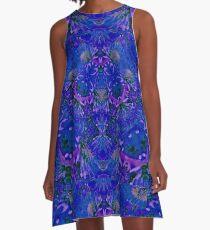 Blue Moon A-Line Dress