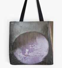 College Square doorframe planetpaint Tote Bag