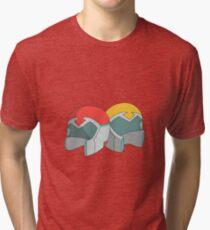 Heith Helmets Tri-blend T-Shirt