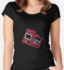 Pokedex Women's Fitted Scoop T-Shirt