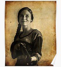 Waverly Earp Poster