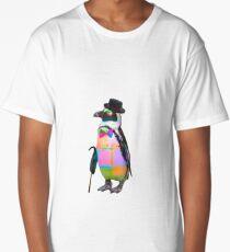 Techno Penguin Long T-Shirt