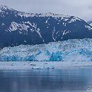 Hubbard Glacier  by John  Kapusta