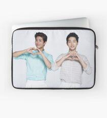 Song Joong Ki and Park Bo Gum Laptop Sleeve