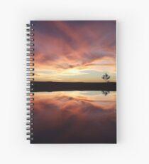 Sun Blast Deux Spiral Notebook