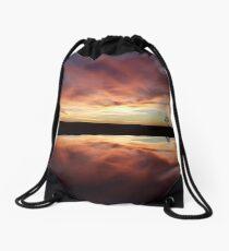 Sun Blast Deux Drawstring Bag