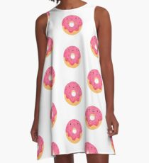 Happy donut A-Line Dress