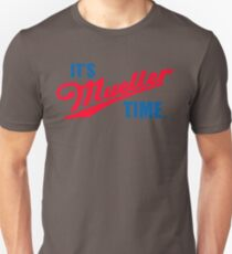 Funny It's Mueller Time Graphic T-Shirt