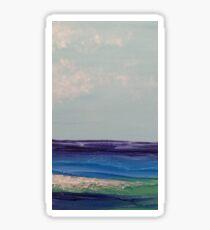 Ocean texture Sticker