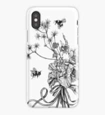 Pollinators 1 iPhone Case/Skin