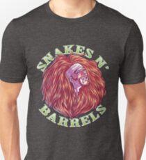 Snakes N' Barrels Unisex T-Shirt