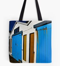 Boatsheds II Tote Bag